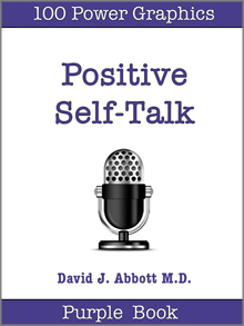 Positive Self-Talk Purple Book - David J. Abbott M.D.